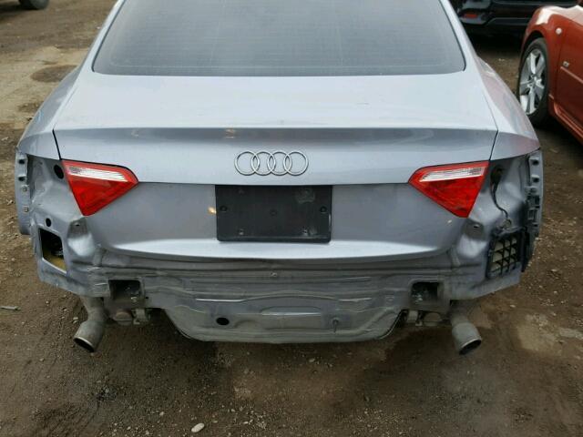 Damaged Car Auction - 2008 AUDI A5 QUATTRO Photos - Copart ...