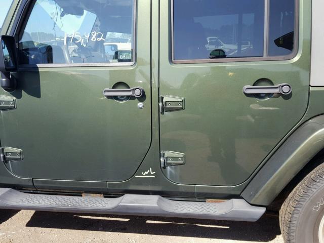 2007 Jeep Wrangler S 3.8L
