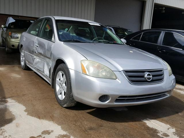 Salvage 2004 Nissan ALTIMA BASE for sale