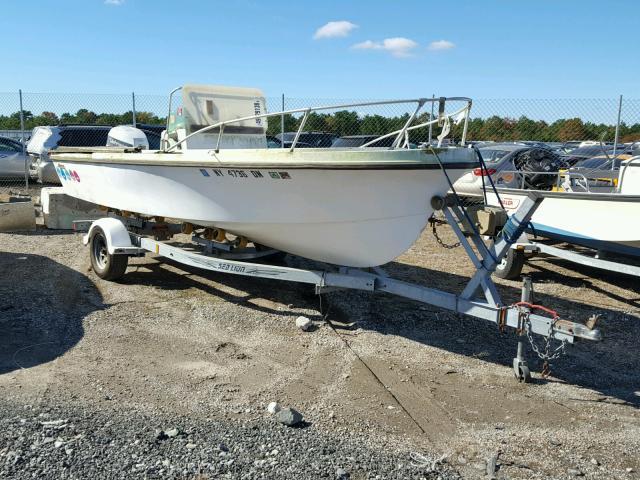 45LBS191952076200 1971 Mako Boat in NY - Long Island