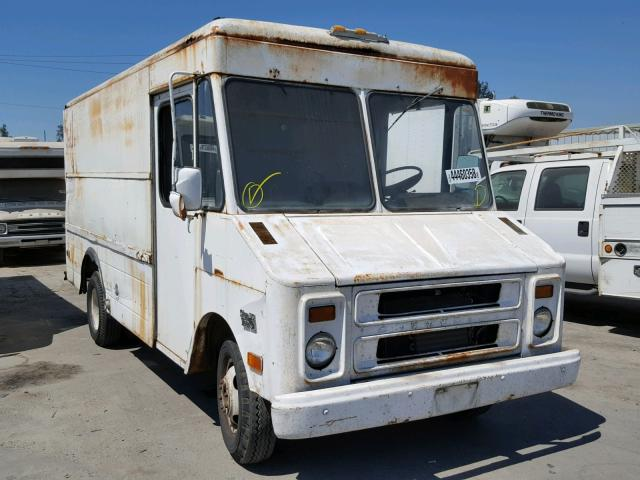 1978 Chevrolet Step Van