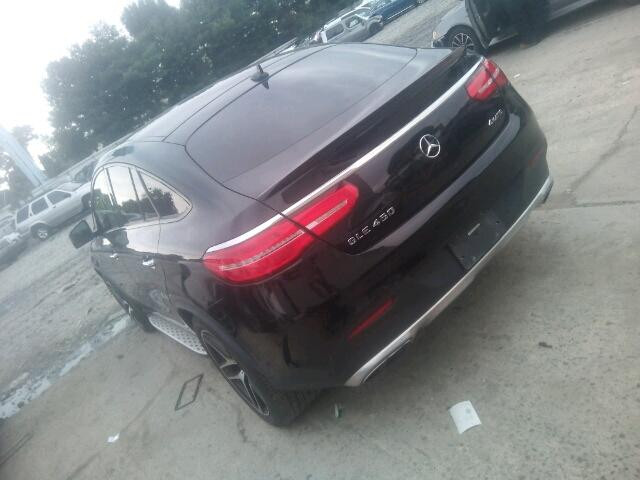 2016 MERCEDES-BENZ GLE 450 4MATIC