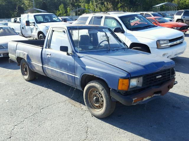 1984 toyota truck bumper