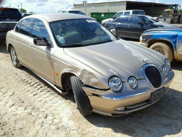 2001 JAGUAR S TYPE 3.0L