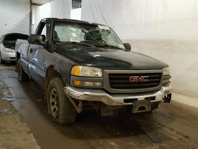 2005 GMC NEW SIERRA 4.3L