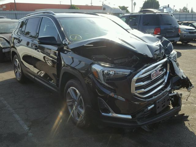 click here to view 2018 GMC TERRAIN SL at IBIDSAFELY