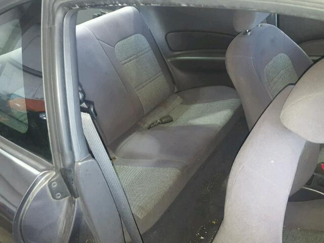 2002 Ford Escort Zx2 2.0L