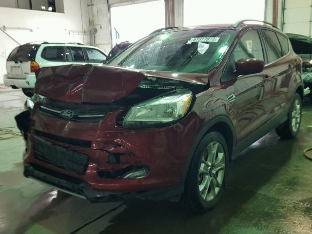 2014 Ford Escape Se 2.0L