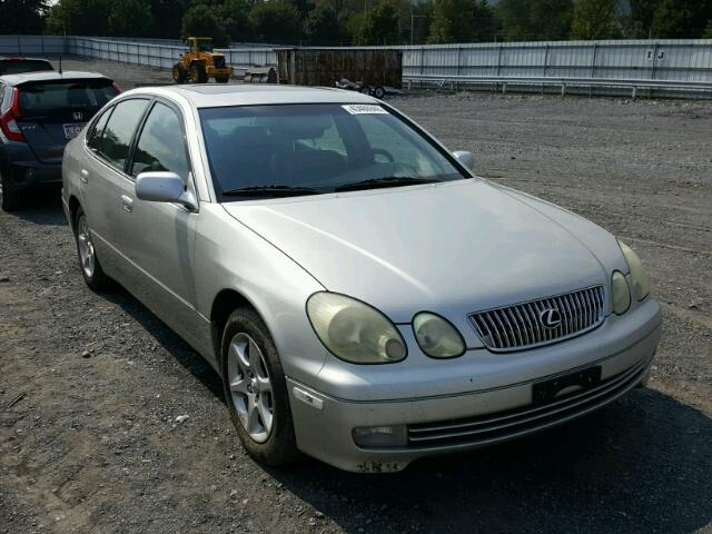 Auto Auction Ended On Vin Jt8bd69s930173880 2003 Lexus Gs 300 In Pa Harrisburg
