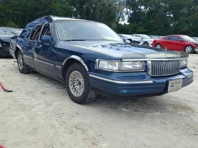Auto Auction Ended On Vin 1lnlm81w4vy760343 1997 Lincoln Town Car E