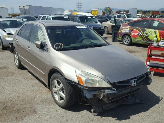 Jhmcm56855c003492 2005 Honda Accord Ex 2 4l Left View