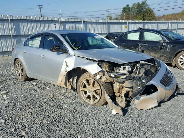 2011 Buick Regal Cxl 2.0L