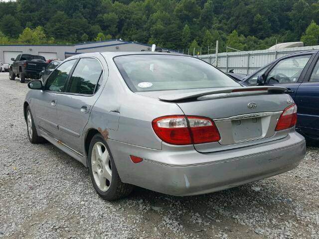 2001 INFINITI I30 3.0L