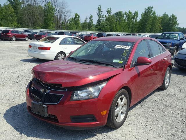 2013 Chevrolet Cruze Lt 1.4L