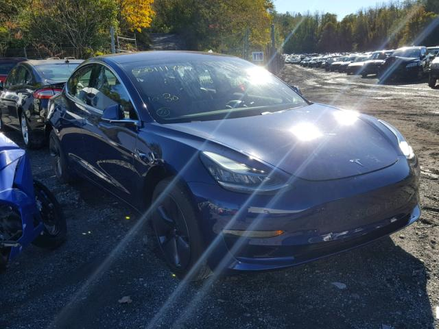 Mv907a Salvage Certificate 2018 Tesla Tesla For Sale In Marlboro Ny
