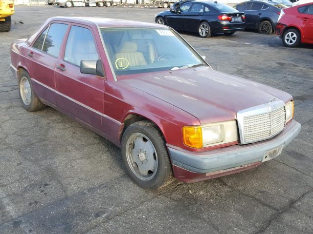 1991 MERCEDES-BENZ 190 E 2.6