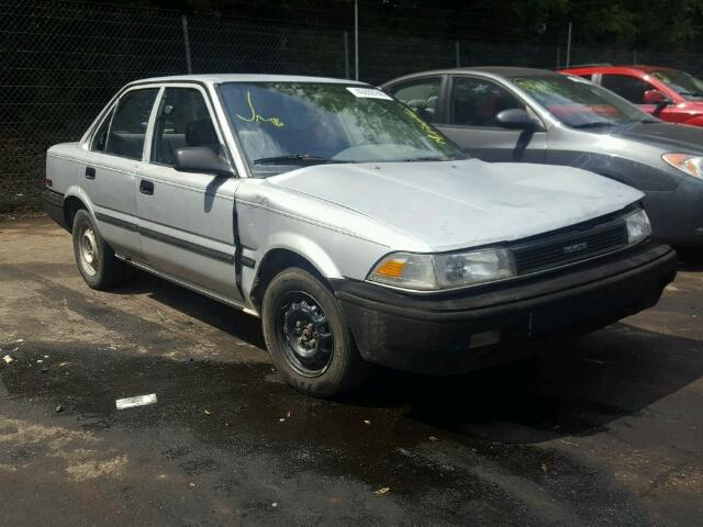1990 toyota corolla dl for sale at copart china grove nc lot 40099248 salvagereseller com 1990 toyota corolla dl for sale at