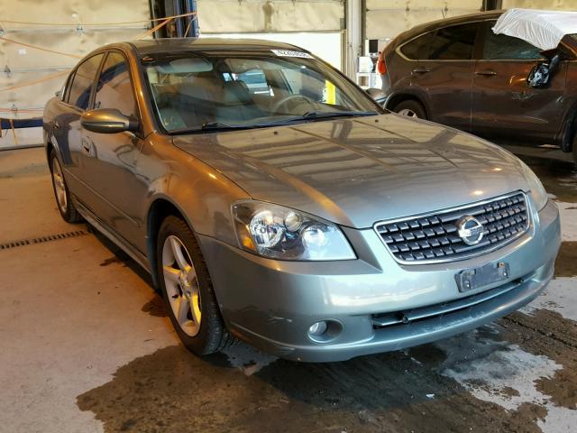 1n4bl11e05c125317 2005 Green Nissan Altima Se On Sale In Wa