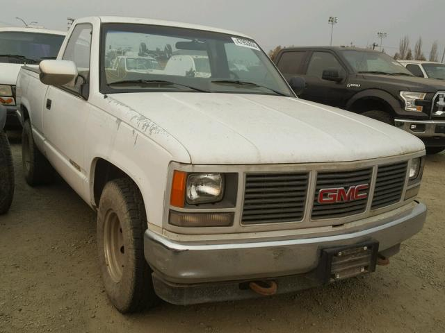 Auto Auction Ended On Vin 1gtdc14h5jz542030 1988 Gmc Gmt 400 C1 In