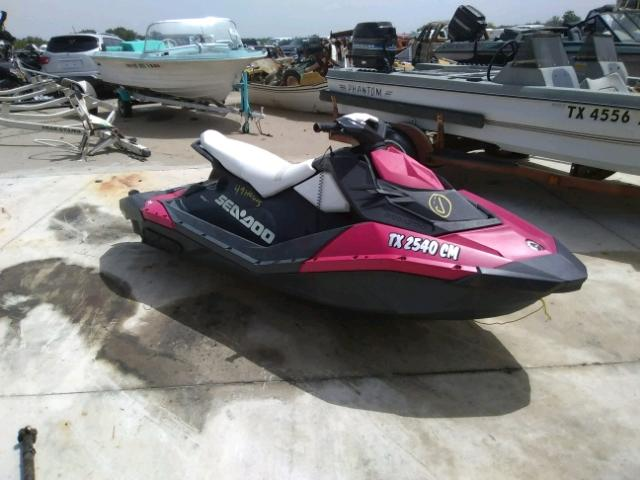 Salvage 2014 Seadoo BOMBARDIER for sale