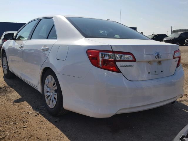 2014 Toyota Camry L 2.5L