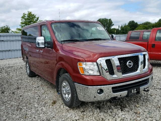 click here to view 2018 NISSAN NV 3500 at IBIDSAFELY