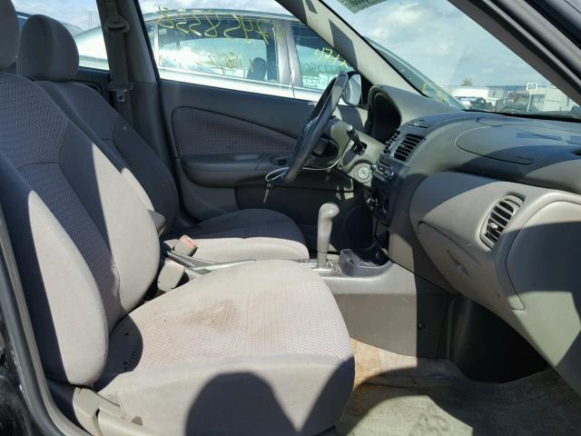 Salvage Certificate 2006 Nissan Sentra Sedan 4d 18l 4 For Sale In