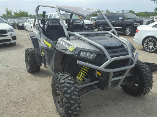 Salvage 2015 Polaris RZR XP 100 for sale