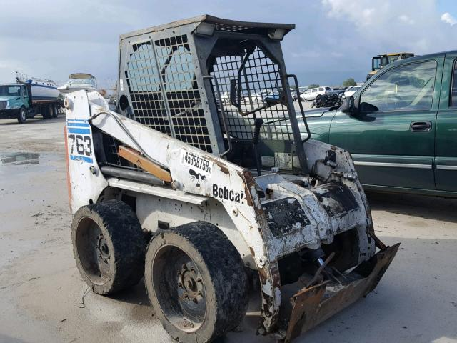 Auto Auction Ended On Vin 512230060 2000 Bobcat 763 In La New