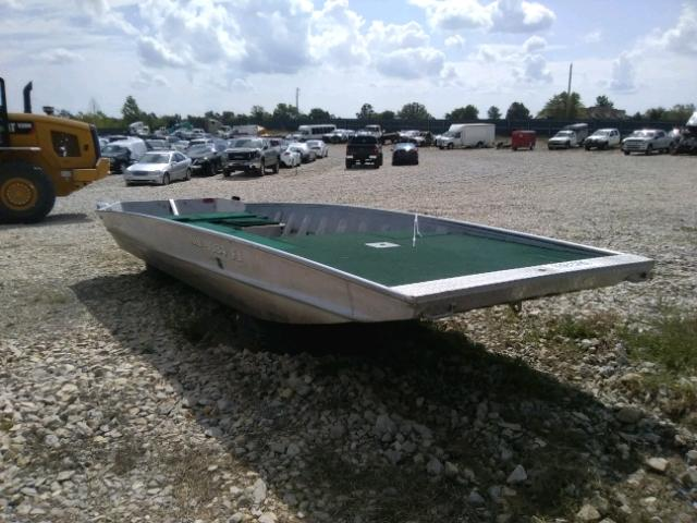Salvage 2007 Blaze BOAT for sale