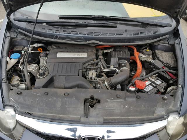 2009 Honda Civic Hybr 1.3L