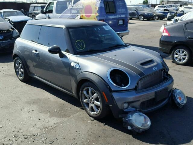 Auto Auction Ended On Vin Wmwmf73559tw83919 2009 Mini Cooper S In