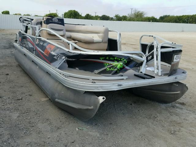 Suntracker Marine Lot salvage cars for sale: 2015 Suntracker Marine Lot