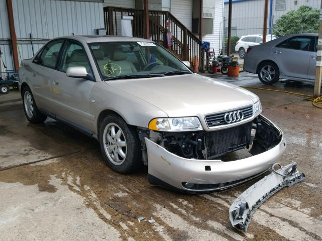 Auto Auction Ended On Vin Waudc68d41a132139 2001 Audi A4 18t Qu In
