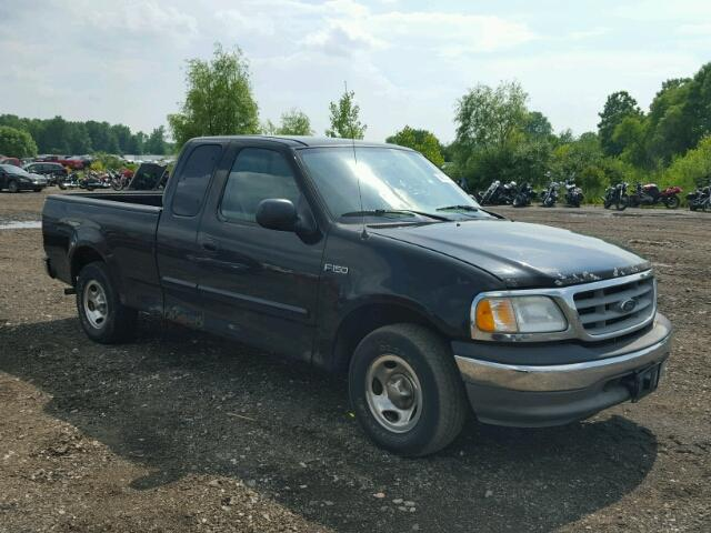 Salvage cars for sale from Copart Columbia Station, OH: 2003 Ford F150