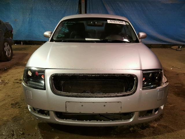 Auto Auction Ended On Vin Trutc28n5y1012267 2000 Audi Tt Neiman In