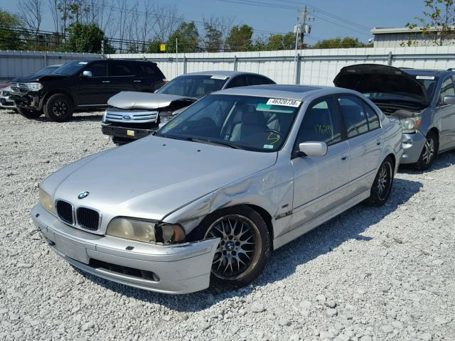 Auto Auction Ended On Vin Wbadt43483g024182 2003 Bmw 525