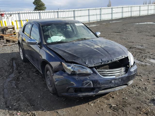 2012 Chrysler 200 Limite 2.4L