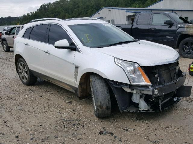 Salvage 2012 Cadillac SRX PERFOR for sale