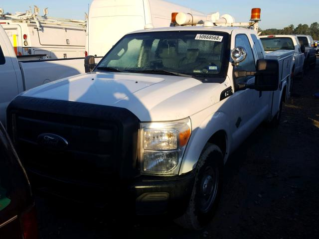 1FD7X3AT5CEA81214 - 2012 Ford F350 Super 6.7L Right View