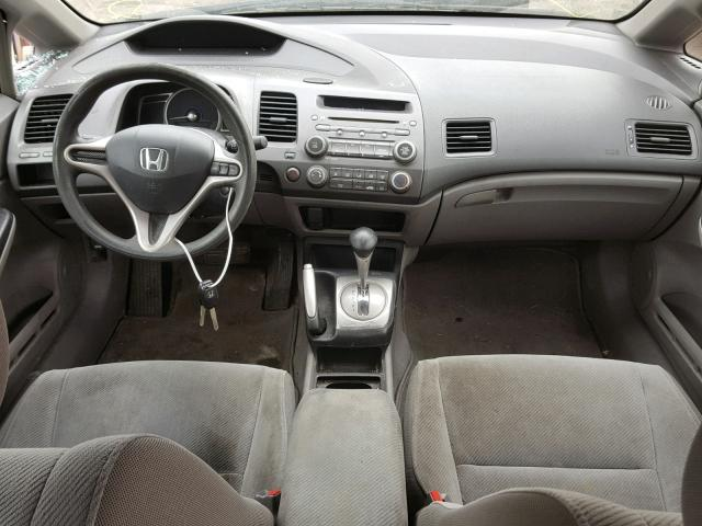 2009 Honda Civic Lx 1.8L