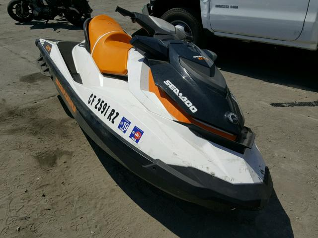 Salvage 2017 Seadoo JETSKI for sale