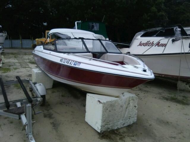 Salvage 1992 Sunbird MARINE LOT for sale