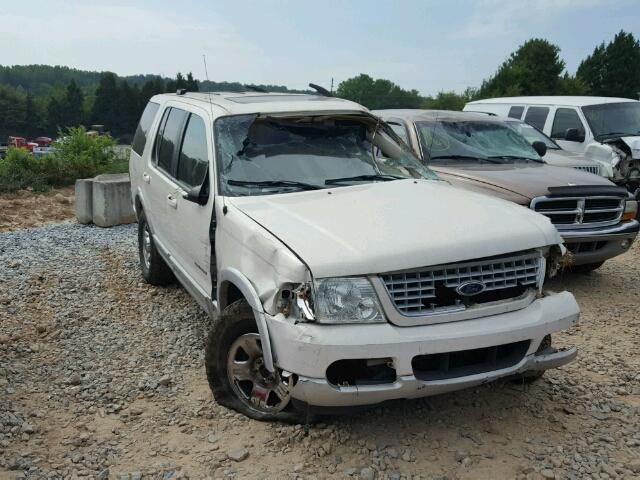 Salvage 2002 Ford EXPLORER L for sale