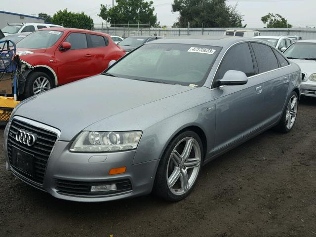 Auto Auction Ended On Vin Waukgafb7an052732 2010 Audi A6 Prestig In Dc Washington Dc