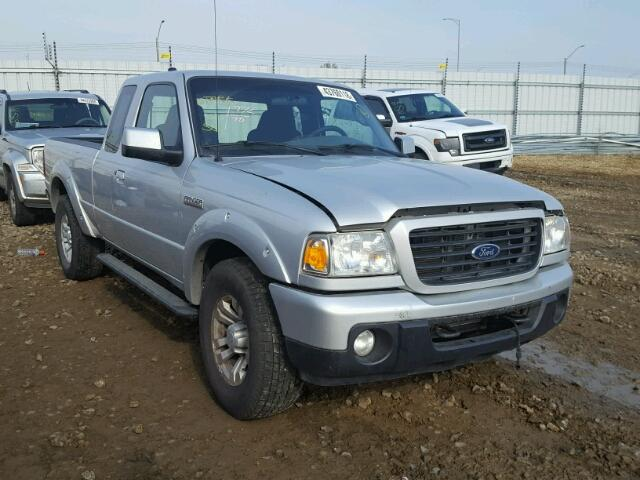 Ford Ranger SUP salvage cars for sale: 2009 Ford Ranger SUP
