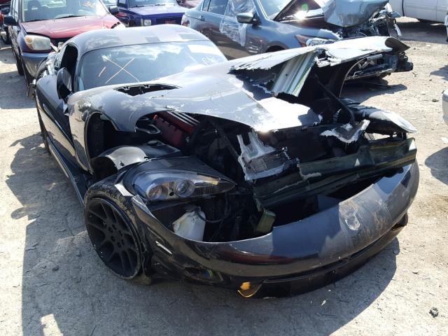 1b3er69exxv504616 1999 Dodge Viper Gts In In