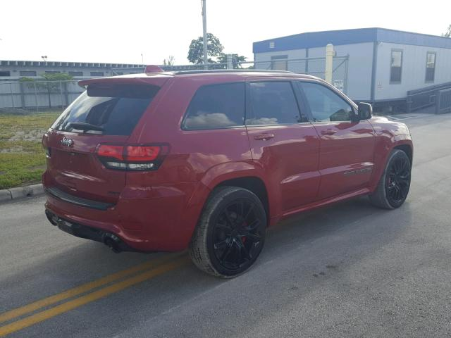 2017 JEEP GRAND CHEROKEE SRT-8