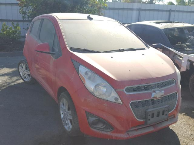 click here to view 2014 CHEVROLET SPARK 1LT at IBIDSAFELY