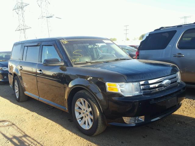 Ford Flex Sel  For Sale Il Chicago North Vin Fmgkcccbd